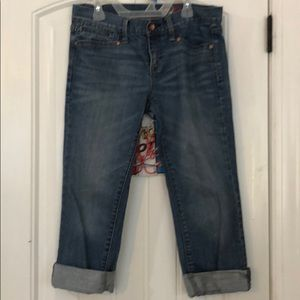 Gap Jeans 1969 Denim Capris 4 Women's